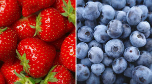 Blueberries and Strawberries Help to Prevent High Blood Pressure | Vitality and Wellness