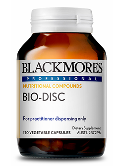 Blackmores Professional Bio-Disc 120 Capsules | Vitality And Wellness Centre