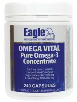 Eagle Omega Vital Pure Omega-3 Concentrate
