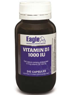 Eagle Vitamin D3 1000iu | Vitality and Wellness Centre