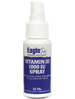 Eagle Vitamin D3 1000iu Spray | Vitality and Wellness Centre