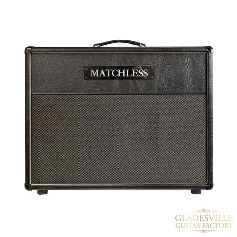 Matchless Chieftain 40W Reverb Head Black/Silver