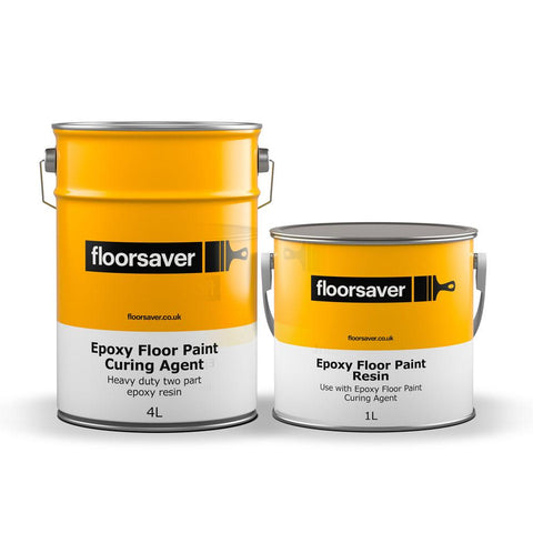 Epoxy Floor Paint - 5L