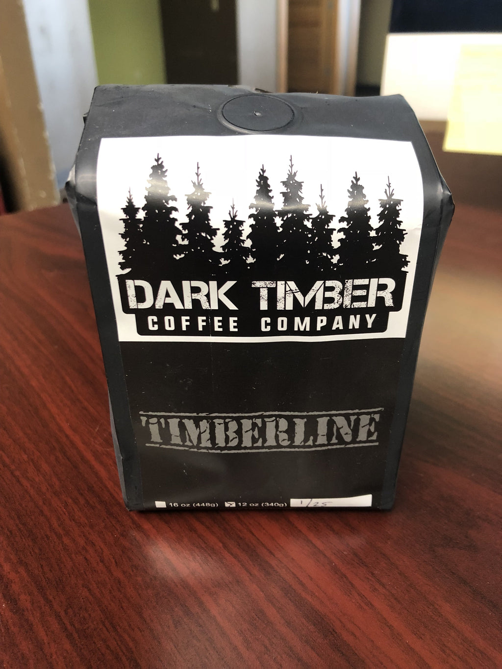Dark Timber Coffee - Timberline Grounds