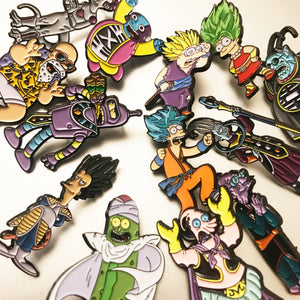 Bendus DBZ Pin Badge