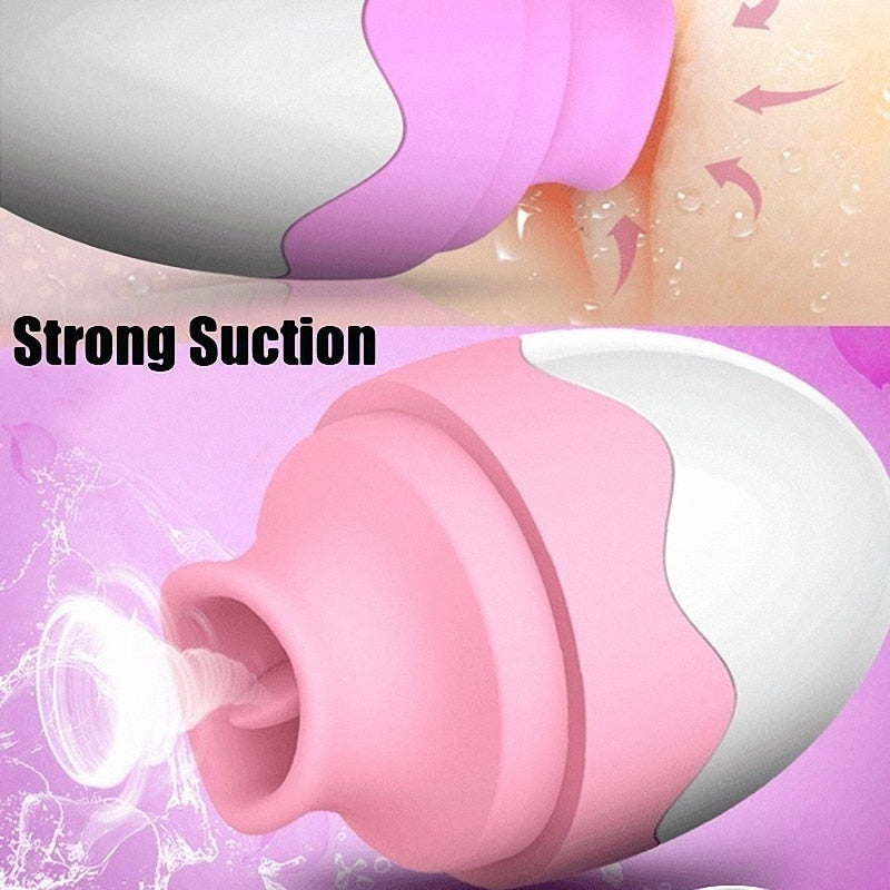 Magic sucking Egg Automatic Machine For Women