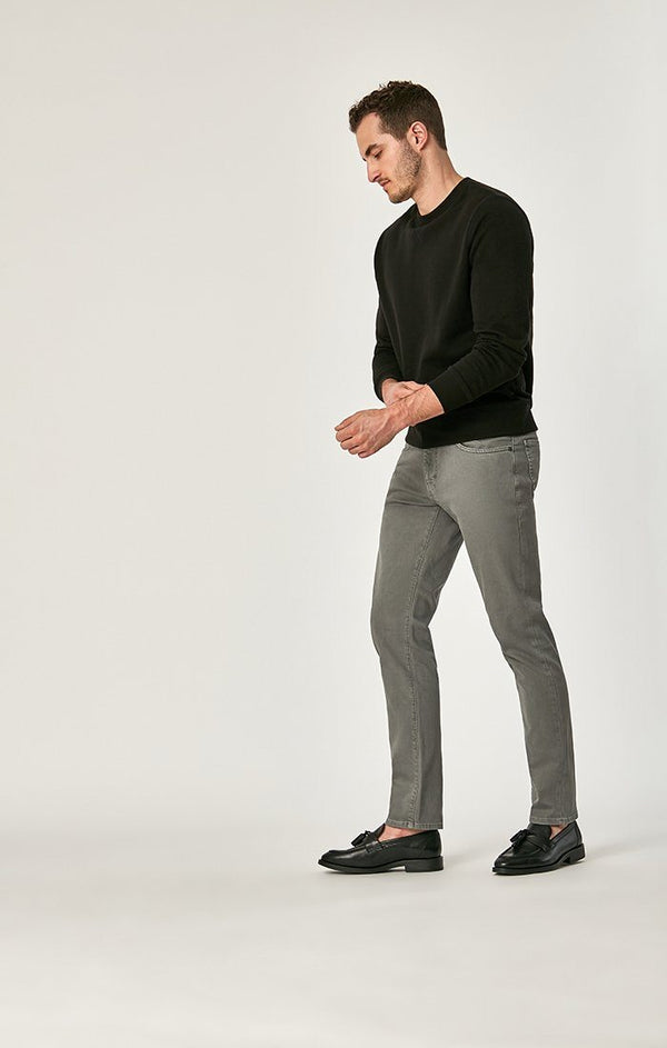 JAKE SLIM LEG IN NILE GREEN COMFORT - Mavi Jeans