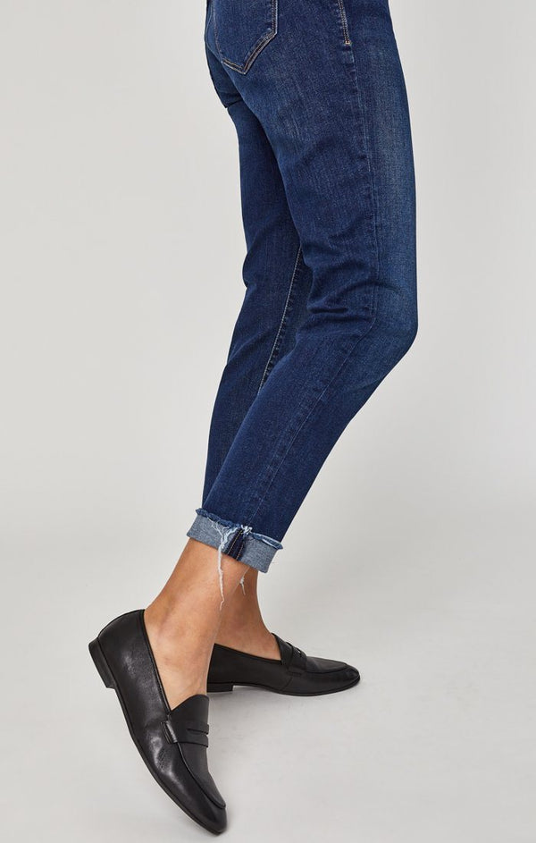 ADA BOYFRIEND IN DEEP BLUE TRIBECA - Mavi Jeans