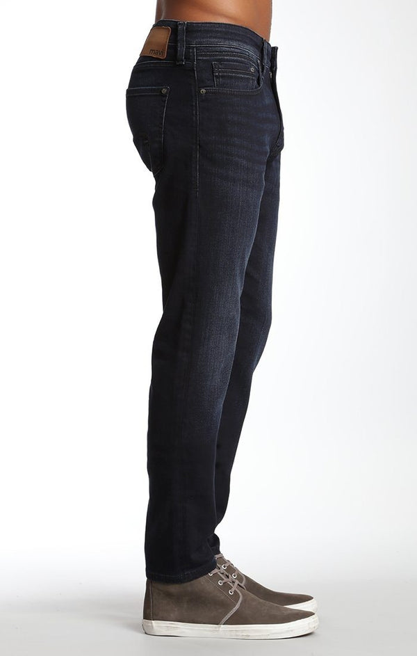 JAKE SLIM LEG IN DEEP USED WILLIAMSBURG - Mavi Jeans