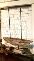 Wooden Ship Scale Model