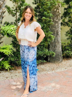 Going Island Hopping Skirt