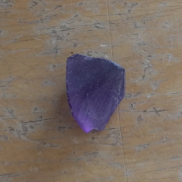 36.76ct AMETHYST FROM BRAZIL