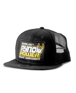 New Era 9-Fifty Charge Mesh Snapback