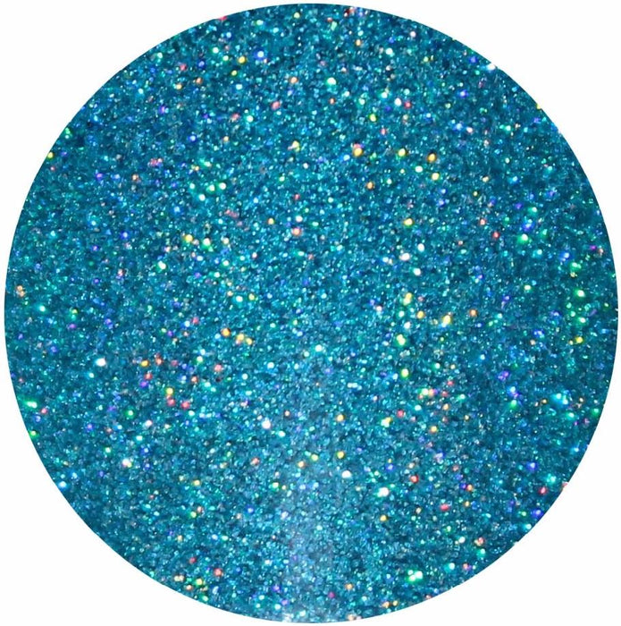 Malibu | Blue Glitter Eyeshadow (.004)