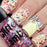 Unicorns Love Cotton Candy | Glitter Lambs Glitter Topper Nail Polish