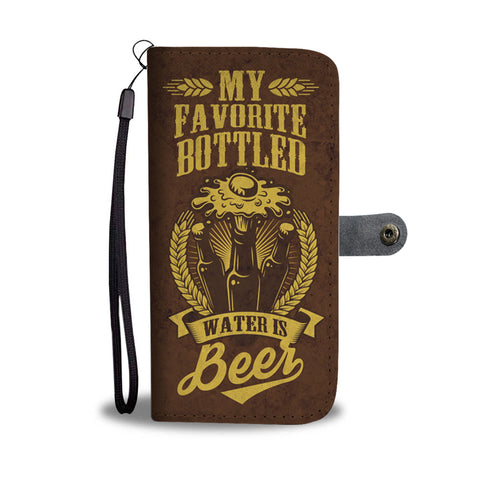 Beer Lover Wallet Phone Case - Mix Web Shop
