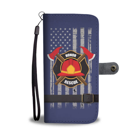Fire Fighters Wallet Phone Case - Mix Web Shop