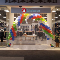20ft Doorway Double Balloon Arch