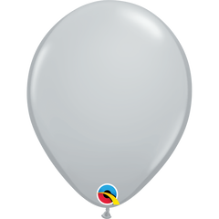 Fashion Gray Balloons