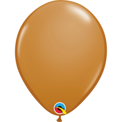 Fashion Mocha Brown Balloons