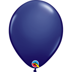 "Fashion Navy 11"" Balloons"