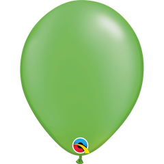 Pearl Lime Green Balloons