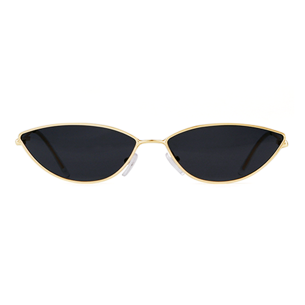The Working Kitty Sunglasses Black