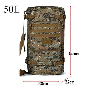 Military-Style Backpack