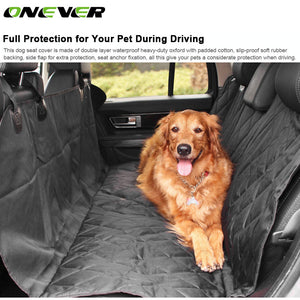 Car Seat Protector for your dog