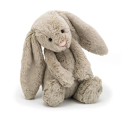 JellyCat Bashful Beige Bunny - Medium