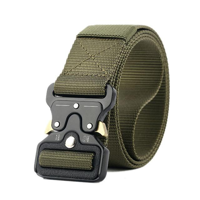 BarrelBuster™ Heavy Duty Tactical Belt