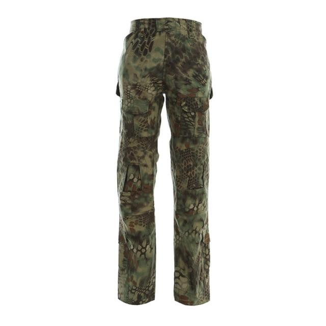 Military Pants With Knee Pads