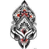OnDecal Pattern Design Temporary Tattoo