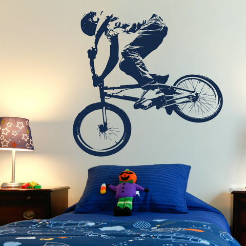 OnDecal BMX Bike Rider Wall Decal