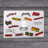 OnDecal Heavy Metal Rock Punk Laptop Stickers