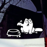 OnDecal Funny Fuel Cap Decal