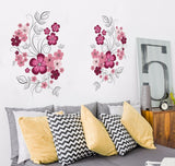OnDecal Flower Vinyl Wall Decals
