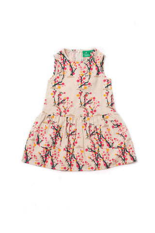 Winter Blossom Run Free Dress