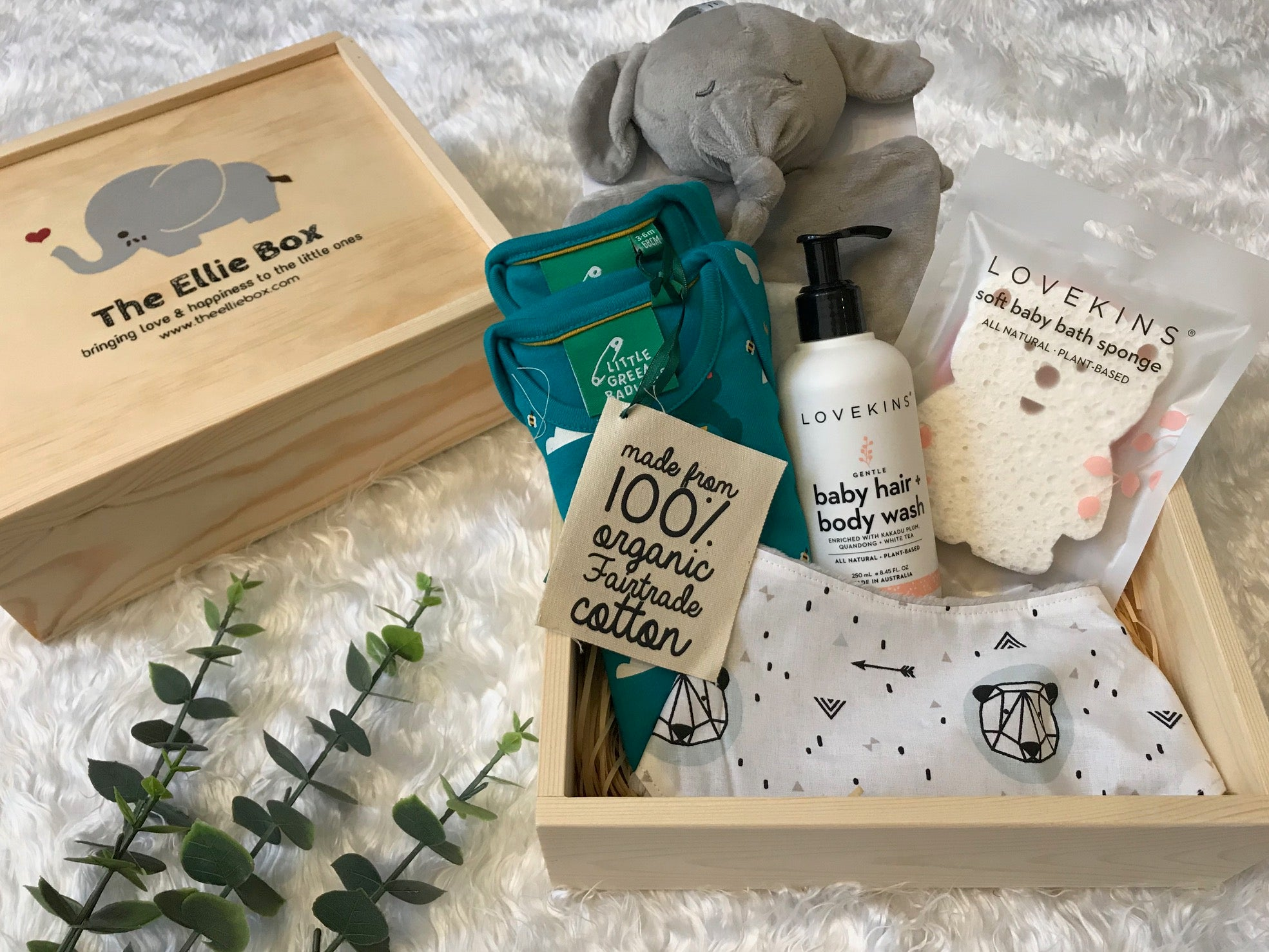 Baby Ellie Giftset - mini Deluxe Set