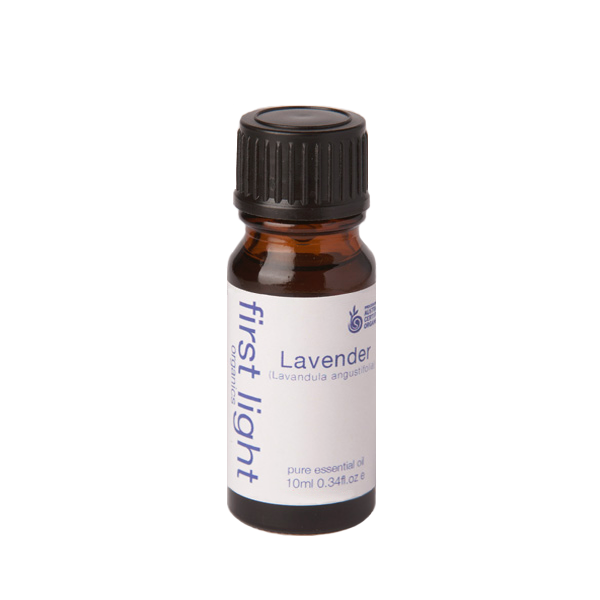 French Lavender Certified Organic Essential Oil