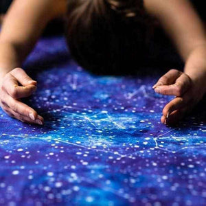 Constellation Yoga Travel Mat - BlissCloud , Mat  - Life By Equipe