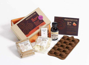Raw Chilli Chocolate Making Kit - Elements For Life , Raw Chocolate Kit  - Life By Equipe