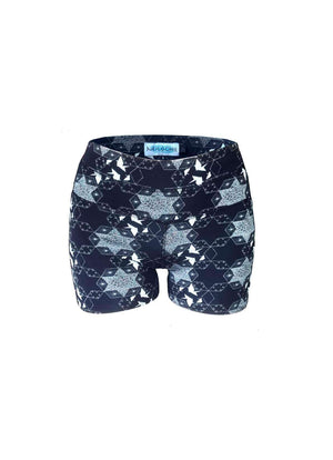 Wander Shorts in Kyoto print - Milochie , Shorts  - Life By Equipe