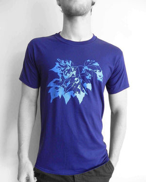 Wild Foliage Mens T-Shirt - BUY 1 GIFT 1 - Milochie , Tops  - Life By Equipe