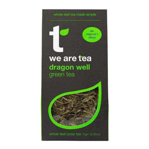 Dragon Well Loose Leaf Tea - We Are Tea , Tea  - Life By Equipe