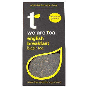 English Breakfast Loose Leaf Tea - We Are Tea , Tea  - Life By Equipe