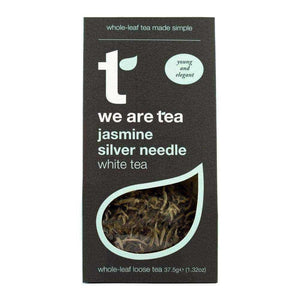Jasmine Silver Needle Loose Leaf Tea - We Are Tea , Tea  - Life By Equipe