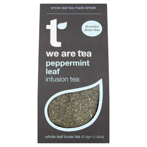 Peppermint Loose Leaf Tea - We Are Tea , Tea  - Life By Equipe