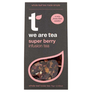 Super Berry Loose Leaf Tea - We Are Tea , Tea  - Life By Equipe