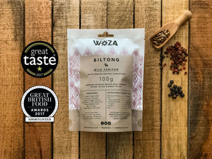Wild Venison Biltong Sharing Pack (100g) , Biltong  - Life By Equipe